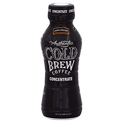Java House Authentic Cold Brew Colombian Black