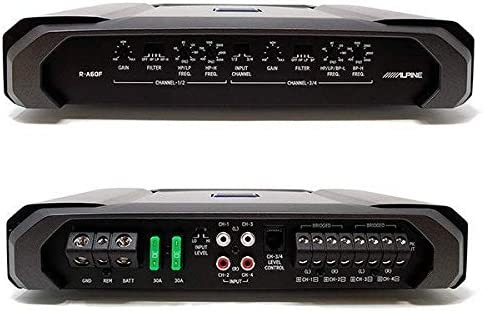 alpha-grp.co.jp Electronics Amplifiers Alpine S-A60M S-Series ...