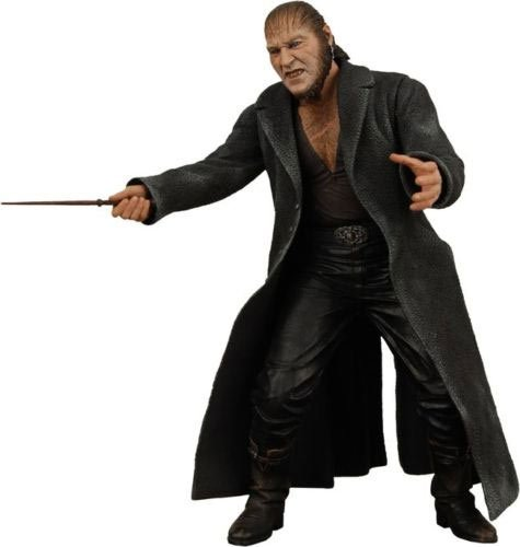 Harry Potter Deathly Hallows Series 01 Fenrir Greyback 7 Action Figure