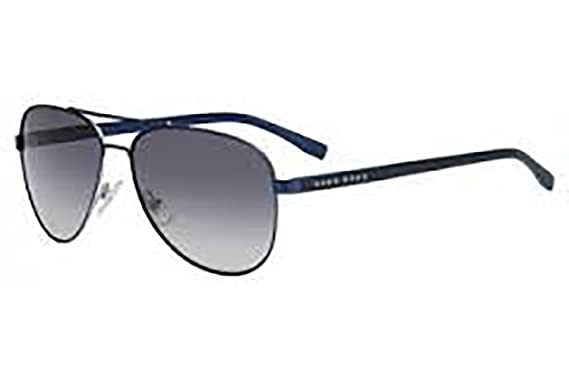 Amazon.com: BOSS by HUGO BOSS de los hombres b0761s Aviator ...