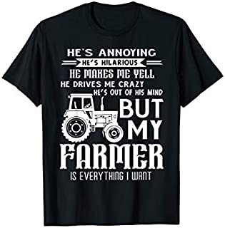 Farmer  - Farmer T-shirt | Size S - 5XL