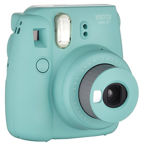 Fujifilm Instax Mini 8 Mint Instant Film Camera Self