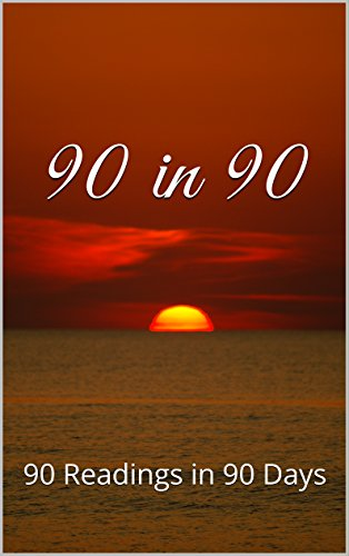 90 in 90: 90 Readings in 90 Days