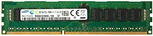 1x8GB M393B1G70BH0-YK0 SAMSUNG 8GB 1RX4 PC3L-12800R MEMORY MODULE
