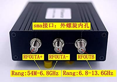 Quickbuying 1pcs Signal Source RF Signal Source Module Signal Generator ADF5355 Frequency Source