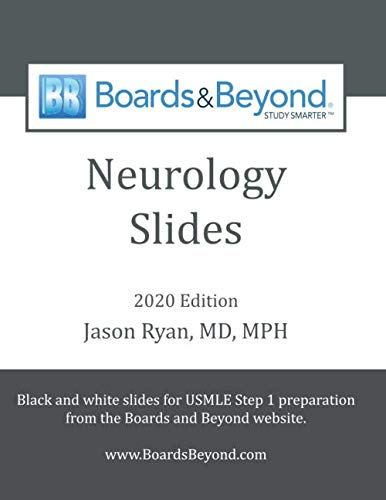 Boards and Beyond Neurology Slides (Boards and Beyond Black and White Slides) - http://medicalbooks.filipinodoctors.org