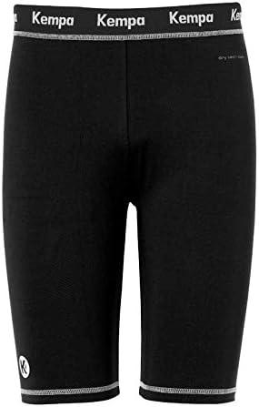 Kempa Thermos Pantalones Cortos Mallas Negro en Niños Tamaño