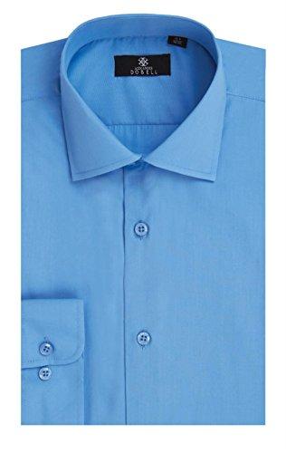 Alexander Dobell Chemise Bleu