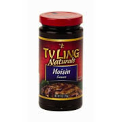 Ty Ling Hoisin Sauce, 9-Ounce Glass (Pack of 6)