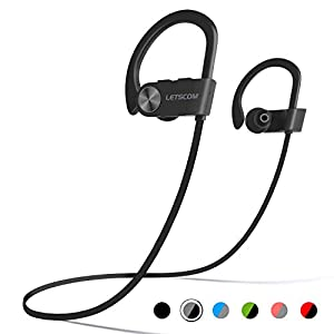 Why Letscom Headphones Are Well Worth Recommending  Music is one of the best amazing sound in the world. Having a quality powerful headphone, which can be your perfect daily mate .LETSCOM headphone is your choice to get it.  Upgraded features:  Batte...