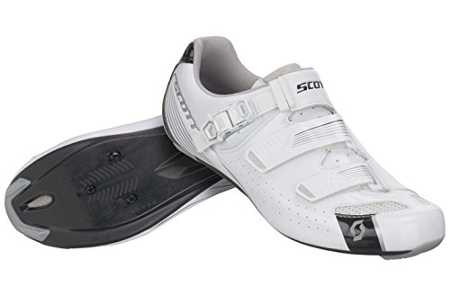 Road Damen 2018 Scott Rennrad weiß Fahrrad Pro schwarz Schuhe dHxq7FzR