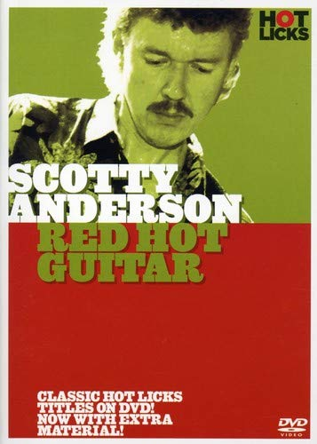 - Scotty Anderson: Red Hot Guitar