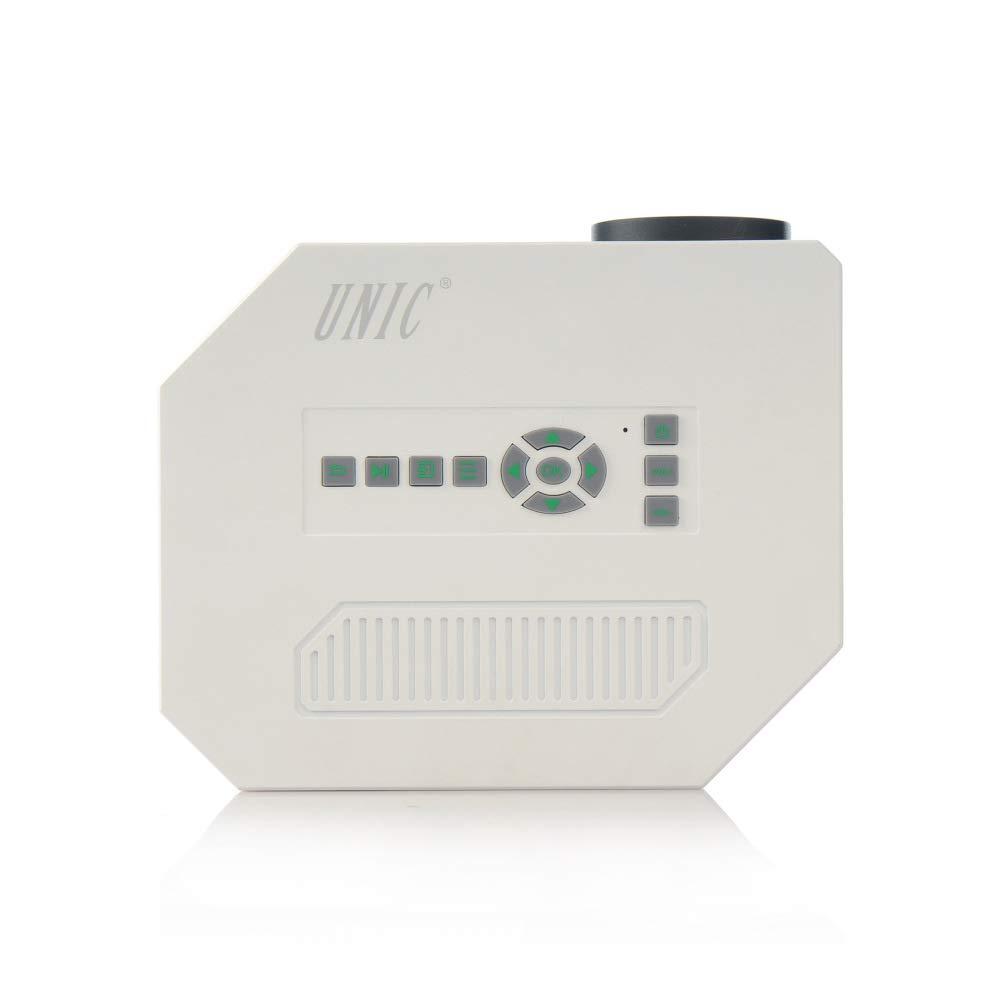 ZCCZ-AA Niño de proyector de 1080p UC30 Inicio HD Miniatura Mini ...