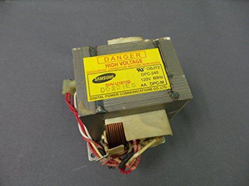 Samsung DE26-00126B Microwave Transformer