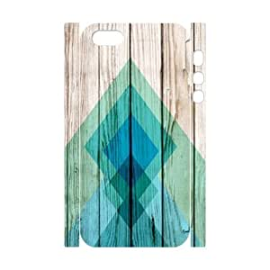 Aztec Wood 3D-Printed ZLB606469 Customized 3D Cover Case for Iphone 5,5S