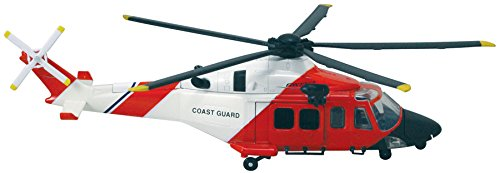 Diecast Model Us Coast Guard - InAir Limited Edition Agusta AW139 U.S.C.G. Helicopter
