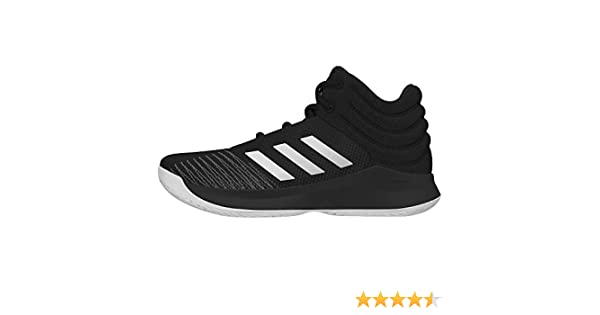 adidas Pro Spark 2018, Zapatos de Baloncesto Unisex Niños: Amazon ...