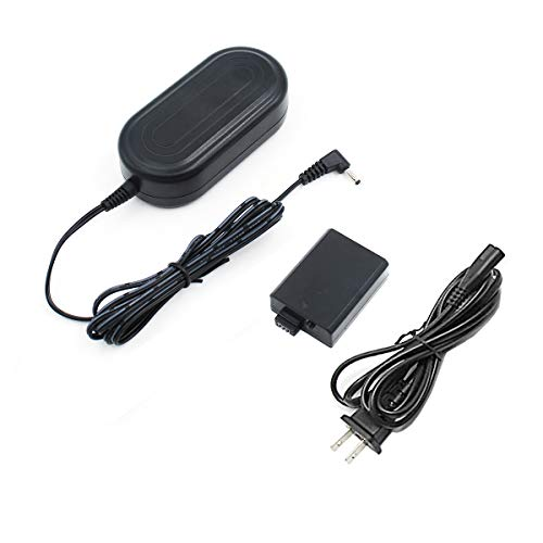 Gonine ACK -E5 AC Power Adapter and DR-E5 DC Coupler Charger Kit (Replacement for LP-E5) for Canon EOS 450D, 500D, 1000D, Rebel XSi, XS, T1i, Kiss F, X2, X3 Digital Cameras. ()