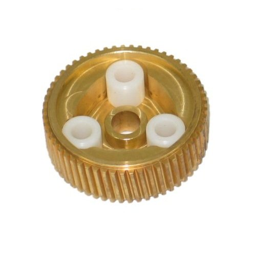 C4 Corvette Headlight Replacement Bronze Gear Upgrade Over Stock Nylon Fits: 88 through 96 Corvettes MIDWEST CORVETTE 601701-1