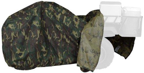 Dowco Guardian 26027-00 EZ Zip Indoor/Outdoor Water Resistant Reflective ATV Cover: Green Camo, XXX-Large