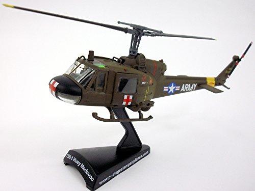 bell-uh-1-iroquois-huey-medevac-1-87-scale-diecast-metal-model
