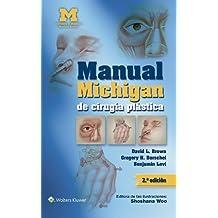 Manual Michigan de cirug??a pl??stica (Spanish Edition) by David L. Brown MD (2015-04-01)