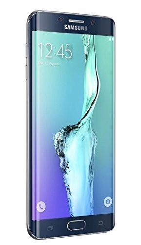 Samsung - Galaxy S6 Edge Plus 4g LTE with 32gb Memory Cell Phone (Unlocked) - Black