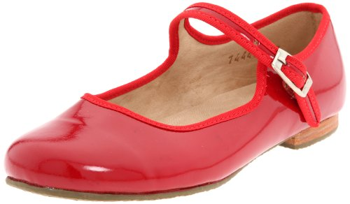 Elephantito MJ with Piping FA11-1,Red Patent,10 M US Toddler by Elephantito