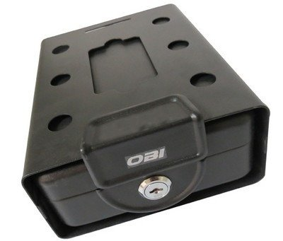 OBI - Caja Seguridad Oculta Metal Para ValorPara Embutir De 20 Cm