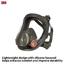 3M Full Facepiece Reusable Respirator 68...