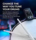 Tune-bot tbs-001 Studio Electronic Drum Tuner