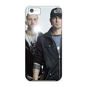 KellyLast Iphone 5c Great Cell-phone Hard Covers Unique Design Lifelike Bon Jovi Series [lUJ8281fScv]