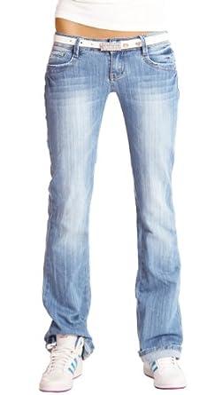 Womens loose jeans boyfriend style. Size 14/XL new light blue ...