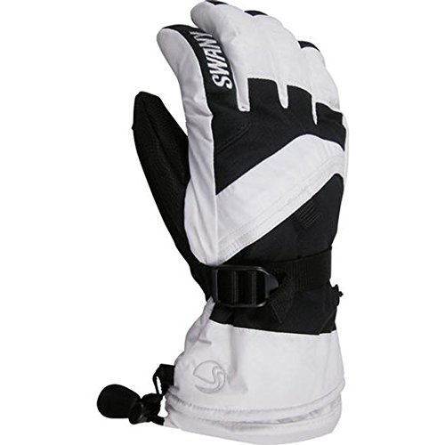 Swany X-over Gloves Jr. (Sx-65j) - Kid's - White/black - Small by SWANY