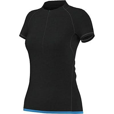 Adidas Outdoor Women's Terrex Swift T-Shirt L, Black Mel