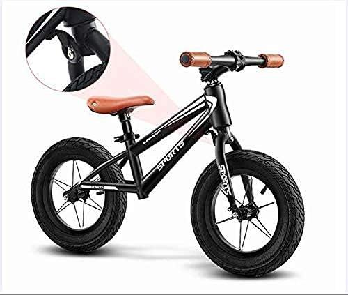 FesiAq Kids Laufrad f/ür 2-9 Jahre Jungen /& M/ädchen ohne Pedal Sport Integral Laufrad f/ür Kinder