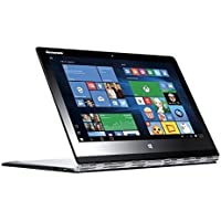 Lenovo Yoga 3 Pro 13.3 Quad HD+ 2-in-1 Touchscreen Ultrabook, Intel Core M-5Y71 1.2GHz, 8GB RAM, 256GB SSD, Windows 8.1 (Free Upgrade to Win 10)' Silver (Certified Refurbished)