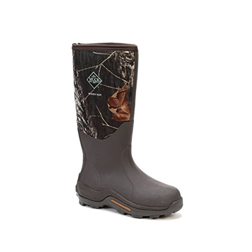 The Original MuckBoots Adult Woody Sport Boot,Mossy Oak Break-Up,8 M US Mens/9 M US Womens by Muck Boot