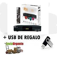IRIS 9800HD + USB DE REGALO