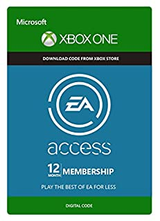 EA Access 12 Month Subscription - Xbox One [Digital Code] (B014Q5UNH4) | Amazon Products