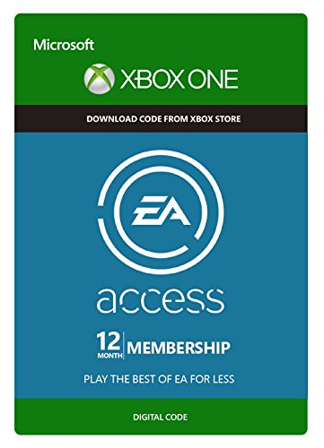 EA Access 12 Month Subscription -