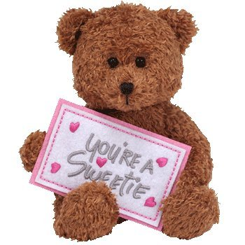 You're a sweetie Sweetest day bear (Sweetest Day Greetings)