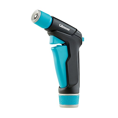 Gilmour Cleaning Heavy Duty Front Trigger Nozzle, Blue/black (839112-1001) ()