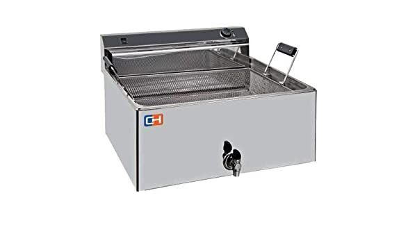 Freidora Electrica Industrial Especial Pastelería 30 litros ...