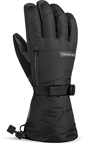 Dakine Mens Snowboard Glove (Dakine Men's Titan Gloves, Large, Black)