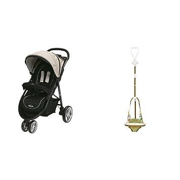 8a1446985 Amazon.com   Graco Aire3 Click Connect Stroller and Bumper Jumper ...