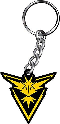 Doble-cara-pokemon-Go-Plus-llavero-por-pokeswag-equipo-valor-Mystic-Instinct-llavero-llaveros-para-ventiladores-pokemongo-Juego-de-coleccionistas