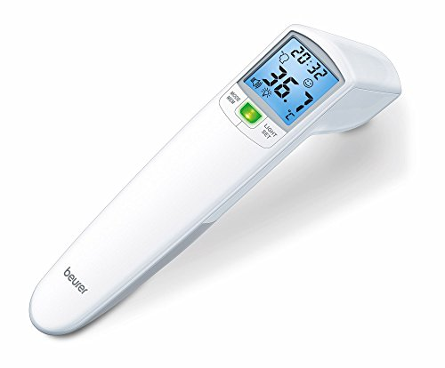 Beurer FT100 Non Contact Medical Thermometer with Correct Distance Confirmation Sensor
