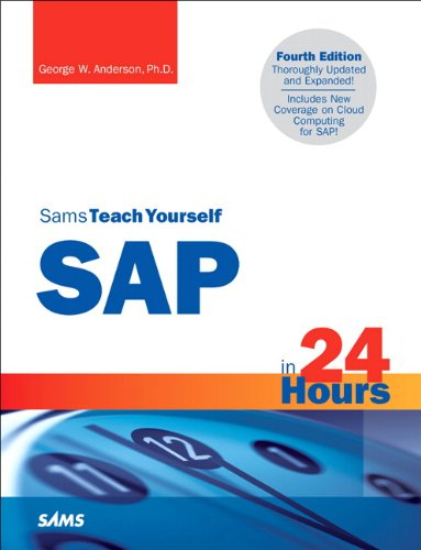 Download Sams Teach Yourself SAP in 24 Hours (4th Edition) Pdf