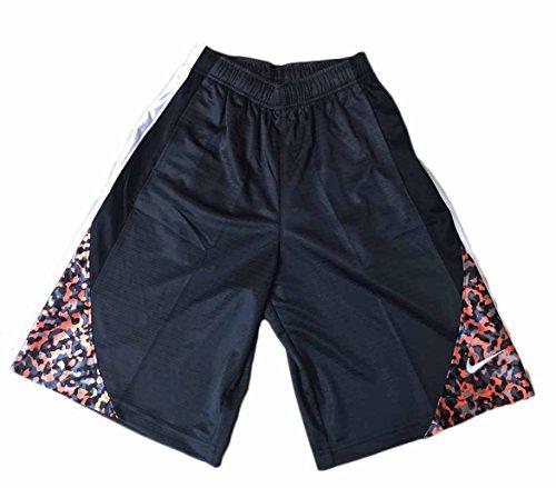 Nike Youth Boys Avalanche Basketball Shorts Black 823904 ...